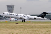 D-AFKA - Contact Air - Lufthansa Regional Fokker 100 aircraft