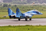 28375 - Bangladesh - Air Force Mikoyan-Gurevich MiG-29UB aircraft