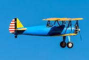 EC-FNM - Fundación Infante de Orleans - FIO Boeing Stearman, Kaydet (all models) aircraft