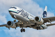N627AS - Alaska Airlines Boeing 737-700 aircraft
