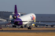 N525FE - FedEx Federal Express McDonnell Douglas MD-11F aircraft