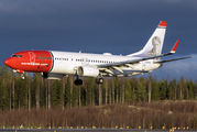 EI-FHS - Norwegian Air International Boeing 737-800 aircraft