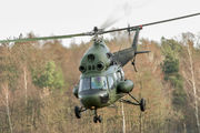 5243 - Poland - Army Mil Mi-2 aircraft