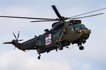 ZF117 - Royal Navy Westland Sea King HC.4