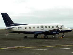 N383AK - Private Embraer EMB-110 Bandeirante