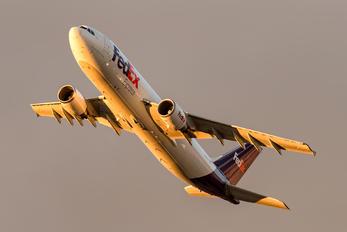 N688FE - FedEx Federal Express Airbus A300F