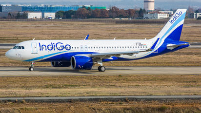 F-WWDM - IndiGo Airbus A320 NEO