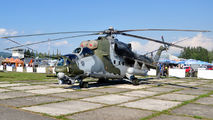 7356 - Czech - Air Force Mil Mi-24V aircraft