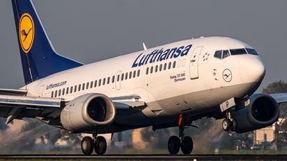 D-ABIP - Lufthansa Boeing 737-500