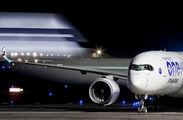 OH-LWB - Finnair Airbus A350-900 aircraft