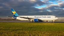 G-DAJC - Thomas Cook Boeing 767-300 aircraft