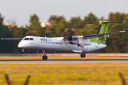 YL-BAY - Air Baltic de Havilland Canada DHC-8-400Q / Bombardier Q400 aircraft