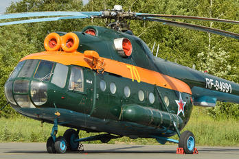 RF-94991 - Russia - Government Mil Mi-8