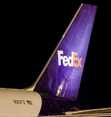 N915FD - FedEx Federal Express Boeing 757-200F