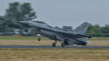 FA-124 - Belgium - Air Force General Dynamics F-16A Fighting Falcon aircraft