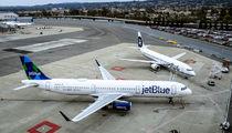N942JB - JetBlue Airways Airbus A321 aircraft