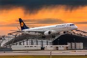D-AEBD - Lufthansa Regional - CityLine Embraer ERJ-195 (190-200) aircraft