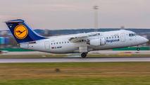 D-AVRP - Lufthansa Regional - CityLine British Aerospace BAe 146-200/Avro RJ85 aircraft
