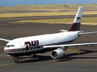 N831JM - DHL Cargo Airbus A300