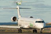 EC-MFC - Binter Canarias Canadair CL-600 CRJ-900 aircraft