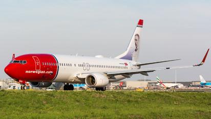 LN-NGH - Norwegian Air Shuttle Boeing 737-800