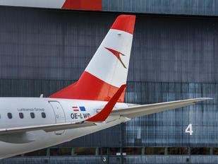 OE-LWD - Austrian Airlines/Arrows/Tyrolean Embraer ERJ-195 (190-200)