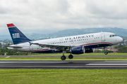 N715UW - US Airways Airbus A319 aircraft