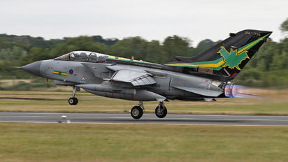 ZA546 - Royal Air Force Panavia Tornado GR.4 / 4A