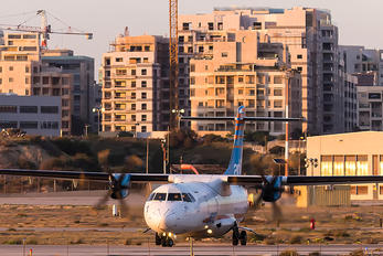 4X-AVZ - Arkia ATR 72 (all models)