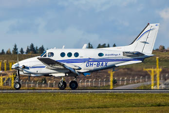 OH-BAX - ScanWings Beechcraft 90 King Air