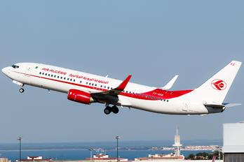 7T-VKE - Air Algerie Boeing 737-800