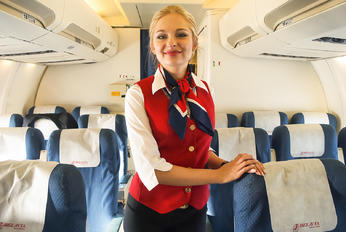 - - Belavia - Aviation Glamour - Flight Attendant
