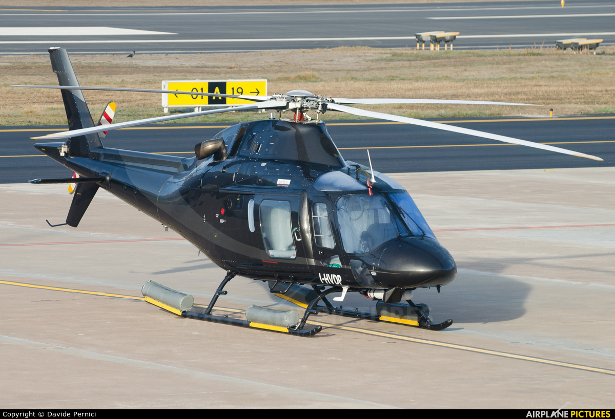 I-HVDP - Airway Helicopters Agusta Westland AW119 Koala at ...