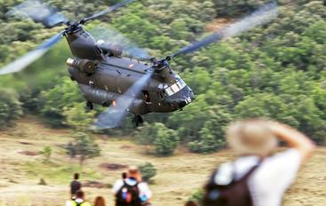 HT.17-19 - Spain - FAMET Boeing CH-47D Chinook