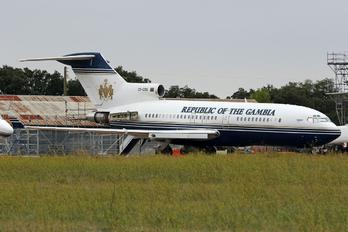 C5-GOG - Gambia - Government Boeing 727-100