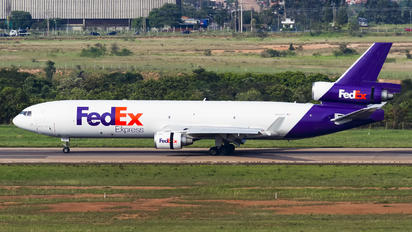 N523FE - FedEx Federal Express McDonnell Douglas MD-11F