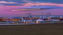 D-AIDP - Lufthansa Airbus A321 aircraft