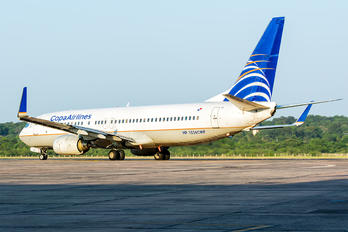 HP-1526CMP - Copa Airlines Boeing 737-800