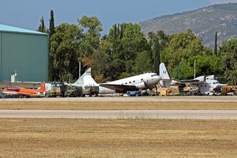 KJ960 - Greece - Hellenic Air Force Douglas C-47B Skytrain
