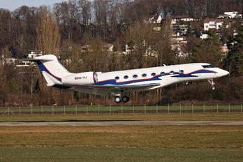 HB-IVJ - Private Gulfstream Aerospace G650, G650ER