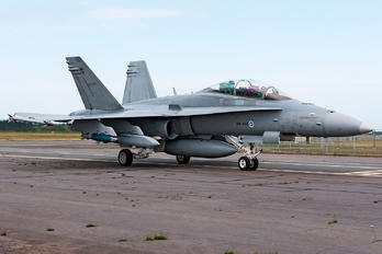 NH-466 - Finland - Air Force McDonnell Douglas F/A-18D Hornet
