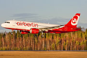D-ABZJ - Air Berlin Airbus A320 aircraft