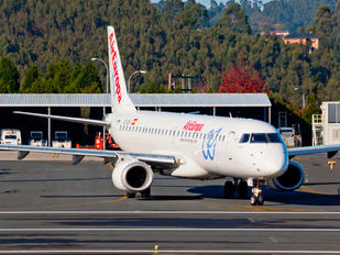 EC-LEK - Air Europa Embraer ERJ-195 (190-200)