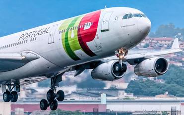 CS-TOD - TAP Portugal Airbus A340-300