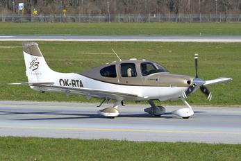 OK-RTA - Private Cirrus SR22