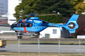 JA10PD - Japan - Police Eurocopter EC135 (all models)