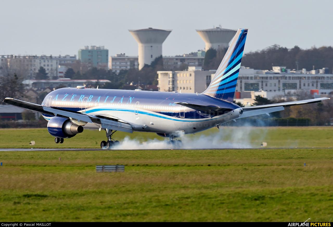 Azerbaijan - Government 4K-AI01 aircraft at Paris - Le Bourget