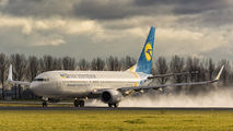 UR-PSB - Ukraine International Airlines Boeing 737-800 aircraft