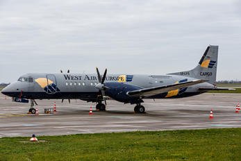 SE-LPS - West Air Sweden British Aerospace ATP