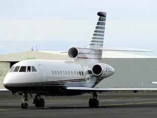C-GJPG - Private Dassault Falcon 900 series